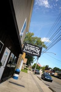The Wattsburg Historical Society