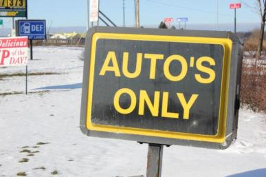 autos only